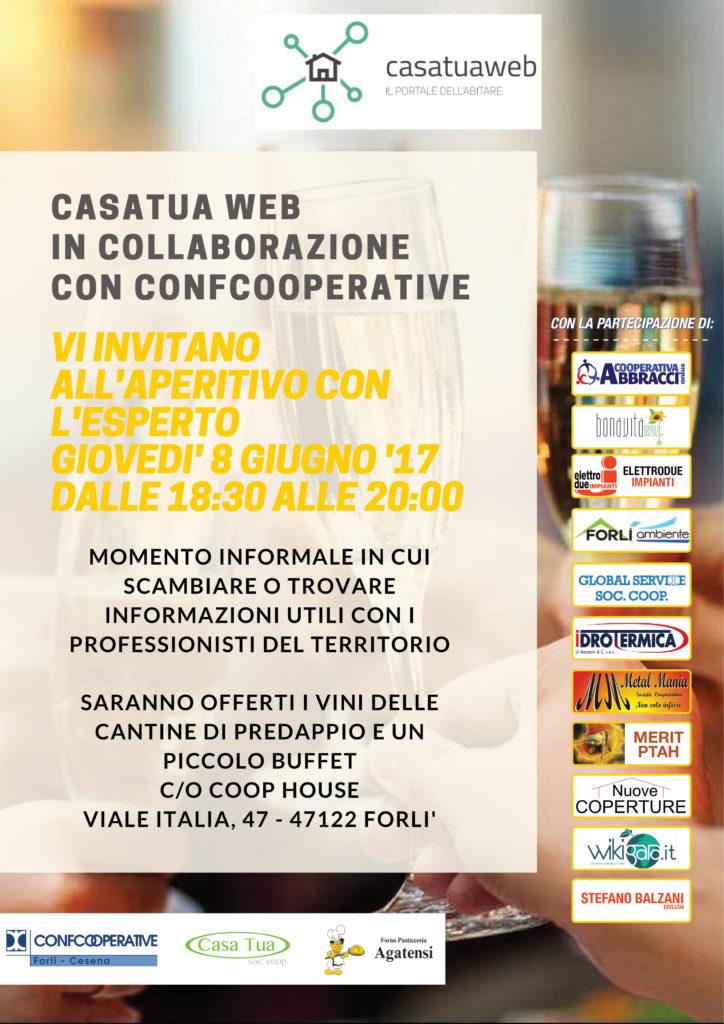 CasatuaWeb e Confcooperative 8/06 Aperitivo-con-lesperto-8-giugno-DEFINITIVO-724x1024