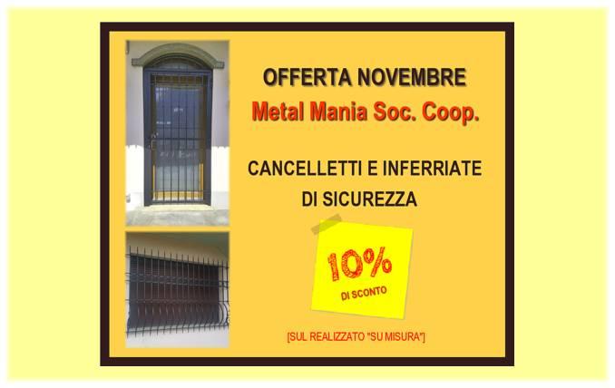 Offerta Novembre - Metal Mania SCONTO-METAL-MANIA-SITO