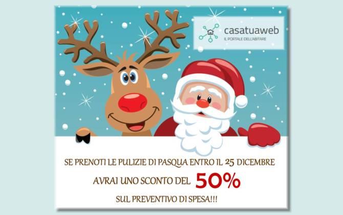 Offerta Dicembre - Casa Tua Web - Pulizie SCONTO-CASATUA-WEB-PULIZIE-SITO