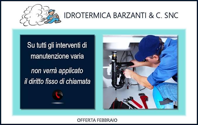 Interventi idraulici (manutenzione varia)