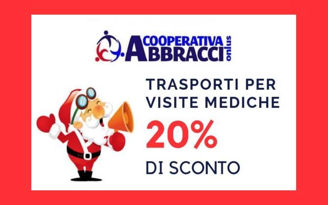 Offerta Dicembre - Cooperativa Abbracci Onlus SCONTO-ABBRACCI-SITO