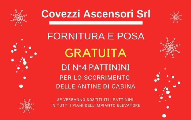 Offerta Dicembre - Covezzi Ascensori Srl SCONTO-COVEZZI-SITO