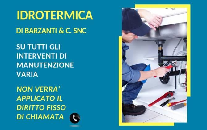 Offerta Febbraio - Idrotermica Barzanti & C. Snc SCONTO-BARZANTI-SITO