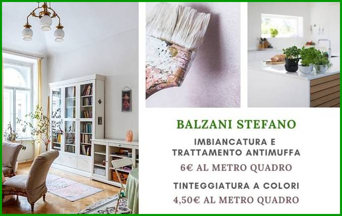 Offerta Marzo - Balzani Stefano SCONTO-BALZANI-SITO