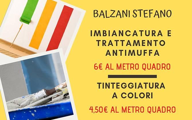 Offerta Maggio - Balzani Stefano BALZANI-SITO