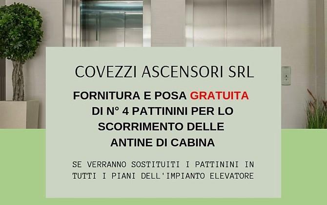 Servizi per ascensore