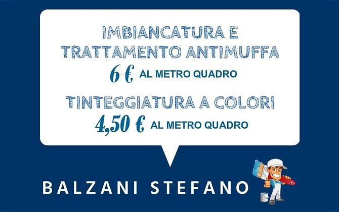 Offerta Luglio - Balzani Stefano BALZANI-SITO