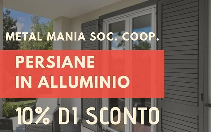 Offerta Settembre - Metal Mania Soc. Coop. METAL-MANIA-SITO