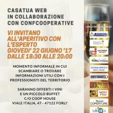 CasatuaWeb e Confcooperative 22/06