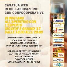 CasatuaWeb e Confcooperative 8/06