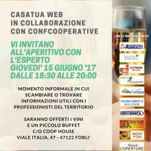 CasatuaWeb e Confcooperative 15/06